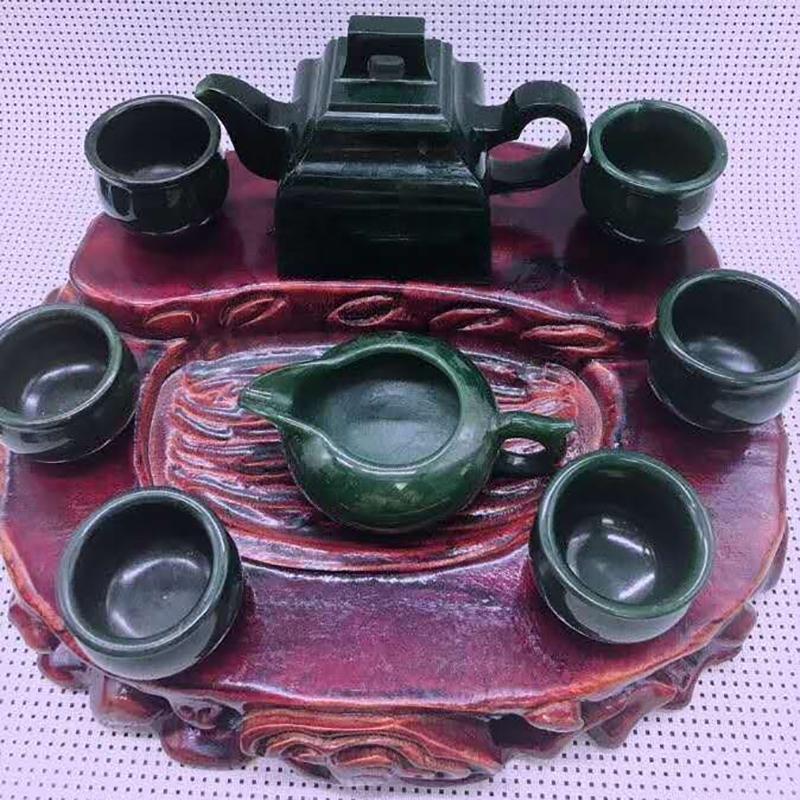 和田玉茶具